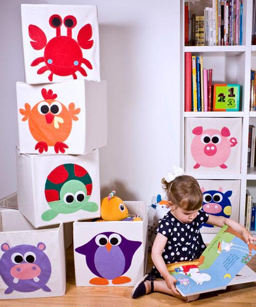 cajas de almacenaje de juguetes Keeddo